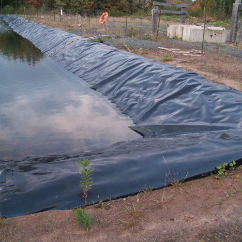 Материал для искусственных водоемов