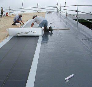 мембрана для крыш зданий