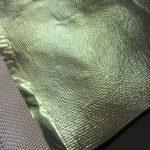 Креаземная ткань с покрытием термостойкая